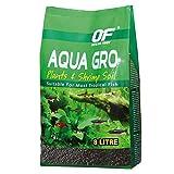 Sable/terre pour plantes et crevettes Ocean Free Aqua Gro, substrat complet d'aquarium, 6,7kg, 8L