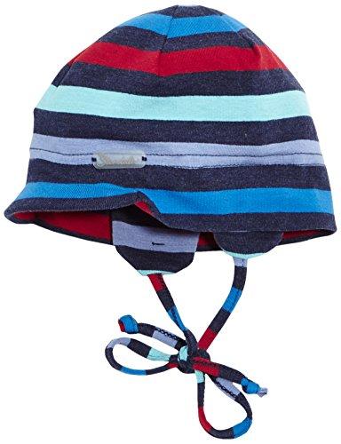 sterntaler-schirmmutze-gorro-bebe-ninos-azul-marine-300-39-cm-talla-fabricante-39