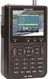سات لينك WS-6906 جهاز قياس إشارة الساتلايت الرقمي