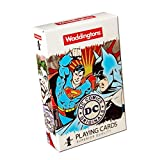 Waddingtons Jeu de Carte rétro DC Comics n°1
