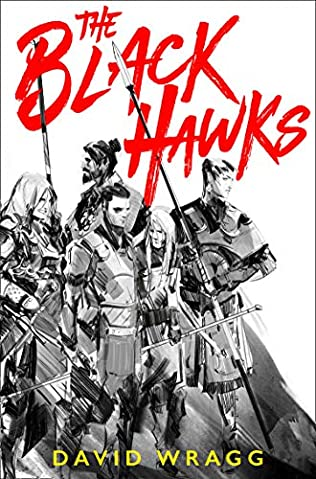 book cover of The Black Hawks