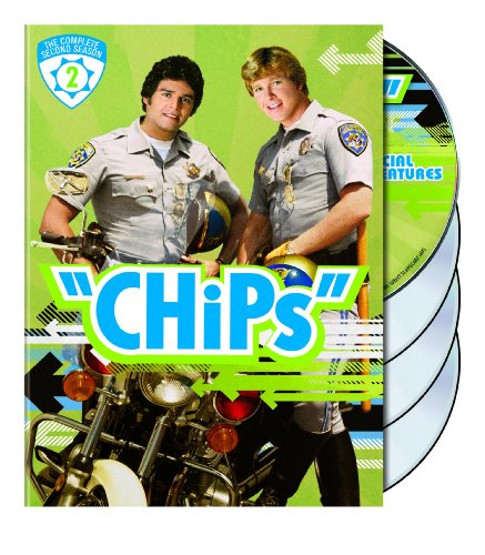Chips: Complete Second Season [Import USA Zone 1]