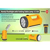Fiestar Handy Flashlight With Folding Table Lamp