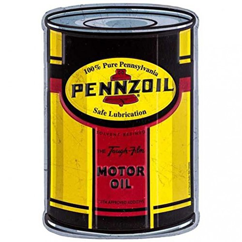 inconnu-plaque-pennzoil-motor-oil-bidon-huile-relief-deco-garage