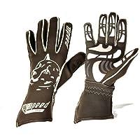 Speed Racewear - Motorsport Handschuhe - Karthandschuhe Melbourne - Grau/weiß (11)