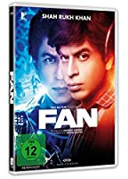 Shah Rukh Khan: Fan (Erstaufla