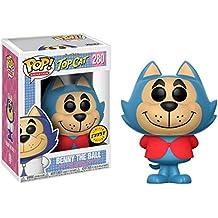 Funko POP! Hanna Barbera:Top Cat - Benny The Ball Chase Vinyl Figure #