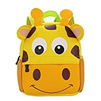 Yeelan Waterproof Kids Backpack Nursery Bag Children Rucksack Toddler School Daypack for Preschool Kindergarten School Travel etc