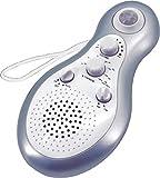 Soundmaster BR40BL Badezimmerradio mit Sensor / Bewegungsmelder blau