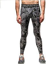 Latinaric Hombre Ajustados Pantalones de deporte Running gogging Leggings