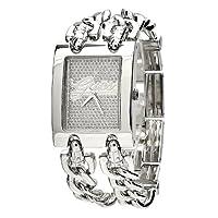 Reloj de mujer Guess Metal W80048L1 de cuarzo color plata de Guess