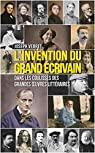 L'invention du grand écrivain par Vebret