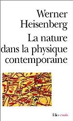 La Nature dans la physique contemporaine