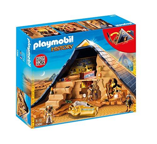 PLAYMOBIL   PIRAMIDE DEL FARAON (5386)