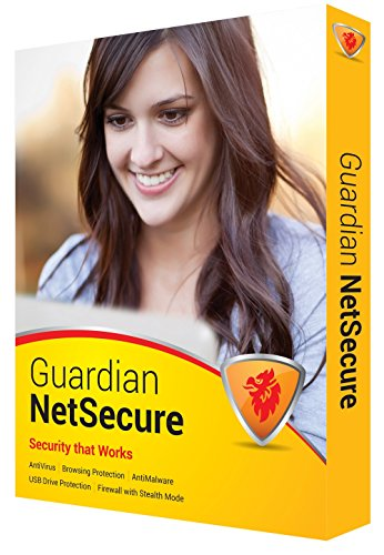 Guardian NetSecure - 1 PC, 1 Year  available at amazon for Rs.277