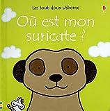 Image de Les tout-doux Usborne : Où est mon suricate ?