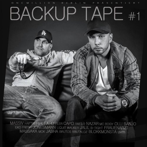 Backup Tape #1 [Explicit]