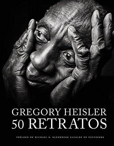 Portada del libro 50 retratos (Photoclub)