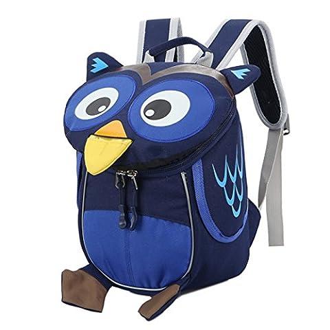 Aimashi, Sac à dos enfant - bleu -