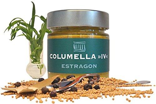 Mostarda Bioland Feinkostsenf Columella IV(Estragon) 200 ml