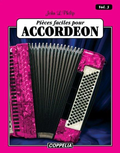 15 Pièces faciles pour Accordéon vol. 3