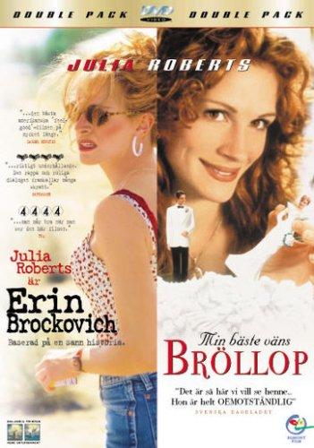 Erin Brockovich / Die Hochzeit meines besten Freundes (Spec.Ed.) (Double Feature, 2 DVDs)