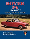 Rover P6 1963-1977 2000, 2200 & 3500