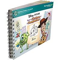 Leapfrog - 81542 - Apprendre À Lire Et À Écrire - Livre Mon Lecteur Leap - Découvre l'Écriture Et le dessin Avec Les Héros Pixar