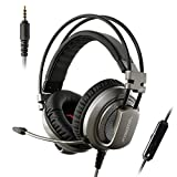 Best Ps4 Gaming Headsets - Xiberia V10 Headphones with Mic for PC, PS4 Review