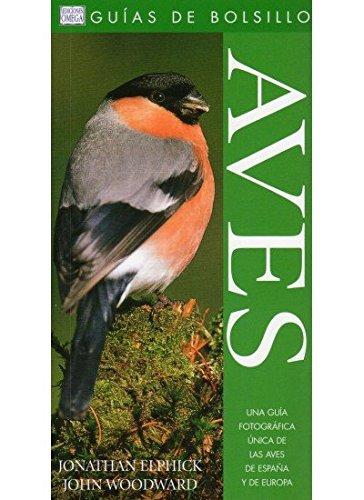 Aves : guía de bolsillo por Jonathan Elphick