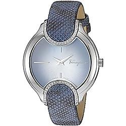 Salvatore Ferragamo Signature Reloj de mujer diamante cuarzo 38mm FIZ040015