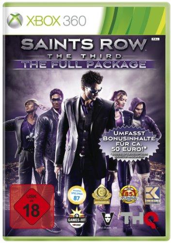 Saints Row: The Third - The Full Package - [Xbox 360] (Saints Row-spiele Für Xbox 360)