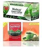 #3: Nutrus Green Coffee Punch, 20 Sachets & Nutrus Green Coffee 20 sachets