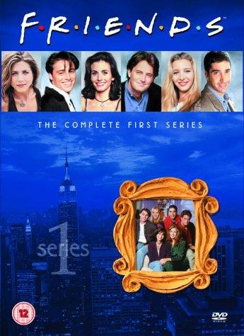 Friends: Complete Season 1 - New Edition [DVD] [1995]