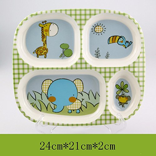 hoom-imitation-des-assiettes-en-porcelaine-de-la-crativit-pour-les-enfants-repas-enfant-rsistant-lcl