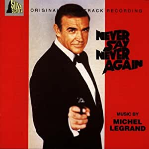 Never Say Never Again [Import anglais]