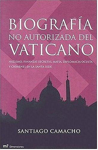 Biografía no autorizada del Vaticano (MR Dimensiones)