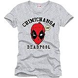 Deadpool Camiseta Chimichanga talla XL