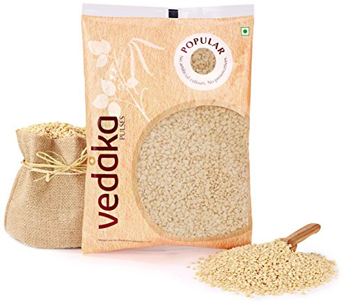 Amazon Brand – Vedaka Popular White Urad Split, 1kg