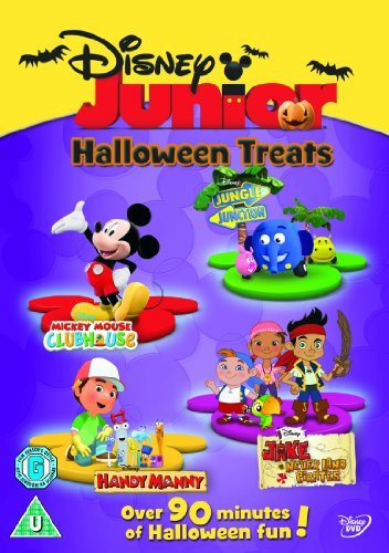 Disney Junior Halloween Treats [DVD]