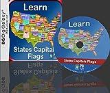 Kartenquiz-Spiel USA - Studium, Praxis, Quizspiele (kompatibel mit Windows 10)