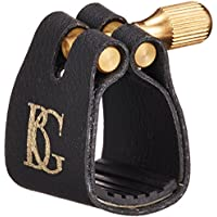 BG L12BG Standard Alto Saxophone Ligature with Rubber Support (japan import)