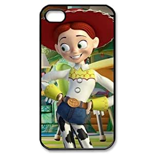 Custom Apple iphone 4/4S Case Cover-Jessie-Printed Hard Plastic Case-Toy Story by Dream Catcher Online