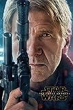 Pyramid intl - Poster Star Wars Episode 7 - Han Solo 61x91.5cm - 5050574338011