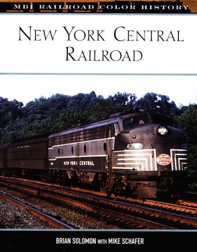 New York Central Railroad (Railroad Color History)