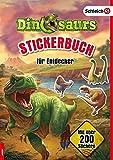 SCHLEICH DinosaursTM Stickerbuch für Entdecker