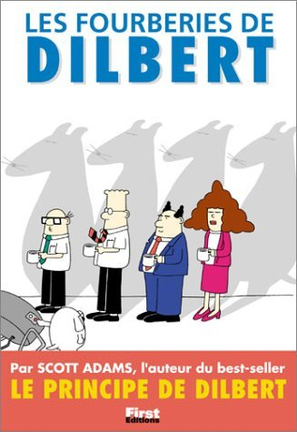 FOURBERIES DE DILBERT (LES) by SCOTT ADAMS (January 19,2003)