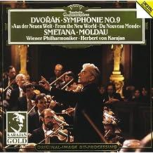 "Dvorák: Symphony No.9, Op.95, B. 178"" From the New World/Smetana: The Moldau"