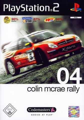 Colin McRae Rally 04 [Importación alemana] [Xbox]
