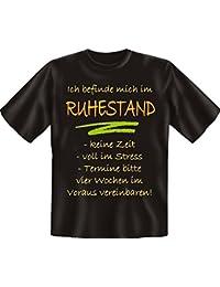 T-Shirt Ich befinde mich im Ruhestand